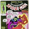 MARVEL TALES #195 with Spider-Man & Human Torch from Jan. 1987 in F/VF condition