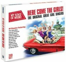 My Kind of Music Here Come The Girls Various Artists Audio CD