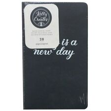 American Crafts Kelly Creates Journal Insert, Black 346404 NEW