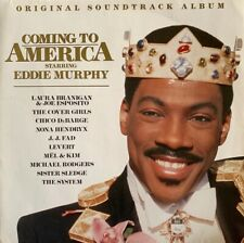 V/A -Coming To America (Original Motion Picture Soundtrack) (LP) (G-VG/G-++)