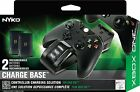 NYKO Xbox One Charge Base with Two NiMH rechargeable controller batteries NEW