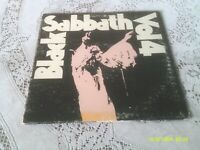BLACK SABBATH. VOL. 4. GATEFOLD. BOOKLET. WARNER BROS. BS 2602. 1972.