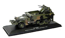M16 MG MC Aachen Germany 1944 - 1/43 - ORIGINAL ALTAYA (L)