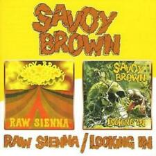 Savoy Brown : Raw Sienna/Looking In CD (2011) ***NEW*** FREE Shipping, Save £s