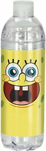 Spoontiques Spongebob Acrylic Water Bottle