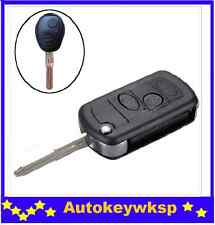 2 Buttons Remote FLip Key case shell Range Rover Discovery land rover LANDROVER