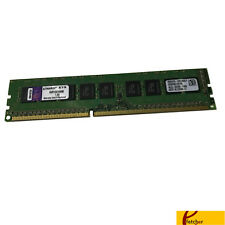 Kingston PC3-10600 8 GB DIMM 1333 MHz PC3-10600 DDR3 SDRAM Memory (KVR13E9/8HM)