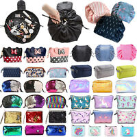 Makeup Cosmetic Organiser Bag Pouch Toiletry Wash Beauty Storage Case Travel Kit