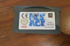 L'AGE DE GLACE  / ICE AGE           ----- pour GAME BOY ADVANCE