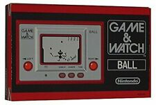 Postage Nintendo Game & Watch Ball Reissue 2010 Rgw-001 Made in China G24