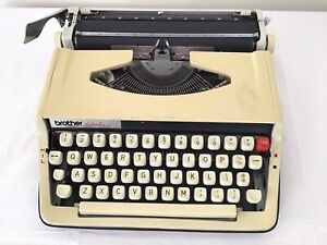 Brother Activator 800T Manual Portable Typewriter
