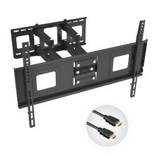 32-70 inch Articulating TV Wall Mount Full Motion Swivel Tilt 55 59 65 69 70 TV