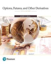 Options, Futures, and Other Derivatives by John C. Hull (2017, Hardcover)