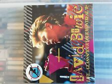 David Bowie Glass Spider Tour Montreal 87 Live (NEW & SEALED) CD