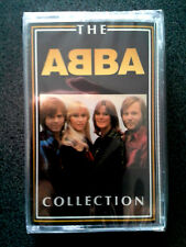 RARE THE ABBA COLLECTION 2 CASSETTE TAPE AUSTRALIA SEALED AS NEW