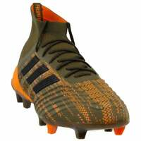 adidas predator 18.1 firm ground  Casual Soccer  Cleats Brown Mens - Size 8.5 D