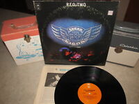 R.E.O. SPEEDWAGON Vinyl Lp R.E.O. TWO 1972 Epic Beauty!