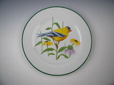National Wildlife Federation WFE3-BIRDS OF N. AMERICA (G) Dinner Plate(s) EX.