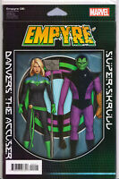 EMPYRE #6 (CHRISTOPHER ACTION FIGURE VARIANT) Comic Book ~ Marvel Comics