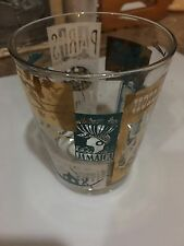 Paris, France and Holland 12 oz Drinking Glass