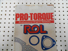 PRO-TORQUE ENGINE GASKETS FULL SET ROL FS31730 4 CYL NEW CHRYSLER 1981-1988