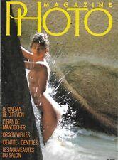 """REVUE   Magazine """"  Photo  """""""