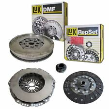 LUK CLUTCH KIT AND ZMS FLYWHEEL FOR CITROEN JUMPER PEUGEOT BOXER BUS HDI 120
