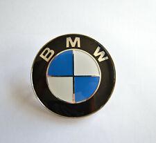Logo Emblème BMW Avant Capot 82mm Série 3 E30 E36 E46 E90 E91 E92 E93 Série 1