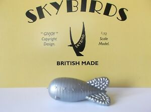 Skybirds Models.  Barrage Balloon.  Reproduction Britains Lilliput.