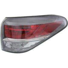 Tail Light For 2013 2015 Lexus Rx350 Lens And Housing Japan Built Right Outer Fits 2013 Lexus Rx350