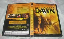 1981, (2005 DVD)  Just before Dawn, Horror, Slasher,  2 Disc DVD