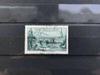 France, 1938, 1 used stamp, VF Port de Saint-Malo  Y&T #394 HCV $24