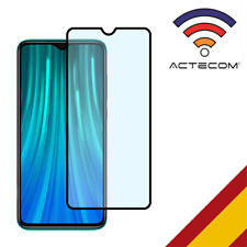 Actecom protector pantalla 3D 5D negro cristal templado para Samsung J7 2017