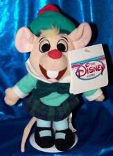 "Disney The Great Mouse Detective OLIVIA 8"" Bean bag plush beanie Doll toy NEW"