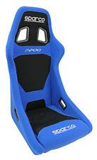 SPARCO f200 sedile sportivo 00917az BLU TESSUTO