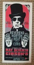 Mark Arminski Handbill Reverand Horton Heat Tempe Arizona