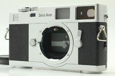 【TOP MINT】 Zeiss Ikon ZM M Mount 35mm Rangefinder Film Camera From Japan #681