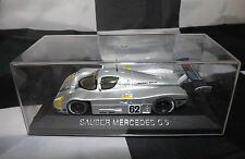 1/43 #62 TEAM SAUBER MERCEDES C9 ST GROUP C LE MANS 1989 MAX MODELS MODEL CAR