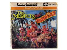 View-Master The MUPPETS go HAWAIIAN, 3-reel set with booklet L25 - RR