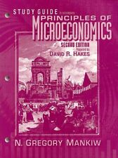 Principles of Microeconomics (Study Guide) by David Hakes, N. Mankiw
