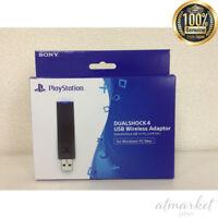 SONY PLAYSTATION 4 DUALSHOCK 4 USB wireless adapter Japanese Ver. genuine JAPAN
