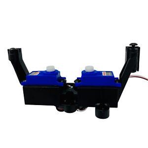 Traxxas Servo Sub Micro Waterproof x2 2065 TRX-6 TRX6 & Servo Mount 8240X New