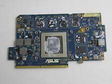 ASUS g75vx MXM 192bit GPU scheda video nVidia GTX 670m GDDR 5 3gb 60-nlevg 1001-d01