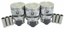 Jeep 4.0L/242 Sealed Power Hypereutectic Pistons+Cast Rings Kit/Set 1996-06 020