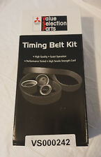 Mitsubishi Genuine Parts VS000242 Timing Belt Kit New