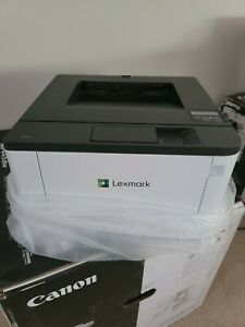 Lexmark MS331DN Laser Printer 29S0000 NEW Damaged LCD Parts Only