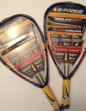 new 2 E-FORCE BEDLAM 170 LITE RACQUETBALL RACQUET 3 5/8""