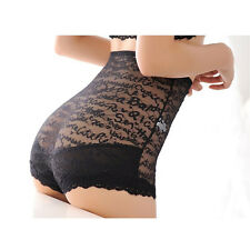 High waist panties Sexy slimming knickers Butt Lifter Shaper Bum Lift Panty lace