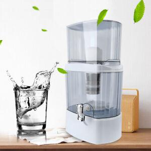 24L Wasserfilter 5 Stufen Aktivkohle Wasser Filtersystem Wasserreiniger Filter