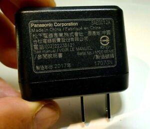 Panasonic SAE0012A USB AC Power Charger Adapter Lumix DMC LX10 LX100 Genuine OEM